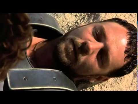 Mis escenas favoritas - GLADIATOR - La muerte de Máximo, el general hispano (español)(TMM)