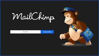 Mailchimp Single Bar