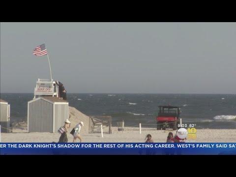 Rip Current Risk At Jones Beach