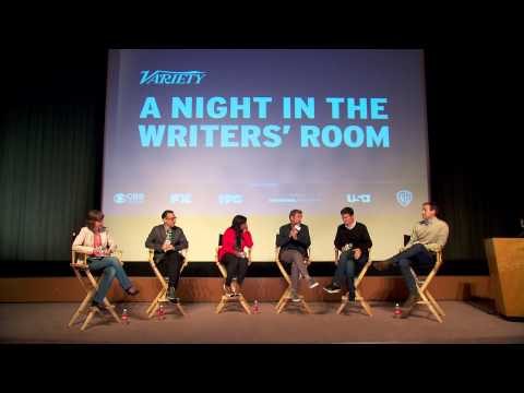 Variety Night in the Writers' Room Comedy Panel