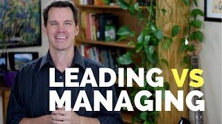Gambar cover Management vs Leadership