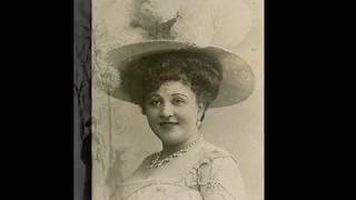 Polish Operetta 1910: Wiktoria Kawecka & Józef Redo - Usta milczą (Lips Stay Silent)