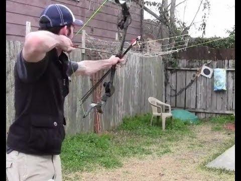 aRcherY sPEEdShooTing Oneida Eagle bow and arrow