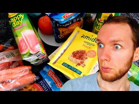 SO kauft ein High Carb Veganer ein! Lidl + Edeka Einkauf + Geheimtipp für die Hände! TOP Säfte