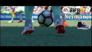 FIFA 17 Neymar JR -  |Nike Hypervenom NJR 11X23 JORDAN| - Goals/Skills