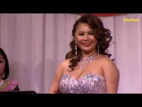Maiv Lauj Xyooj (ALL Rounds) - Fresno Hmong International New Year Pageant 2016 - 2017 thumbnail