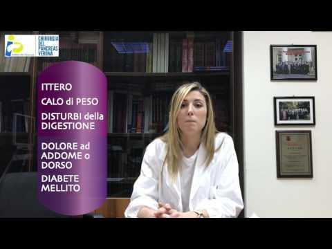 I sintomi del tumore pancreatico - Dott.ssa Gaia Masini