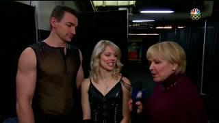 Knierim Gala NBC Fluff - US Nationals 2018