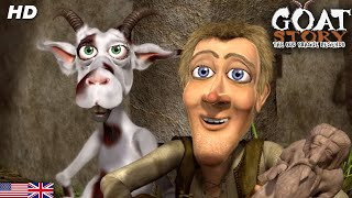 Goat story - Old Prague Legends | Full Animaton Movie | English Kid Cartoon