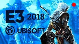 🔴 E3 2018 | UBISOFT E3 2018 | DIRECTO CONFERENCIA EN ESPAÑOL | #UbiE3 | REACCIÓN
