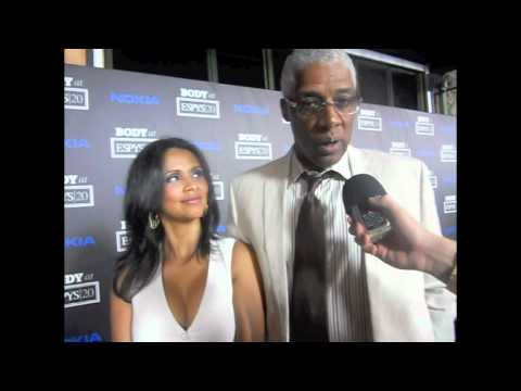 Julius Erving Interview