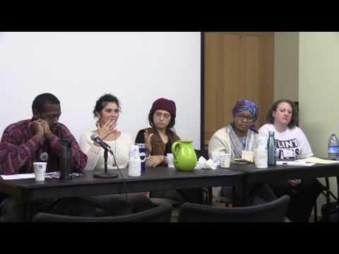 ASLE Graduate Symposium - Environmental Activisms Roundtable (Q&A) 1/1