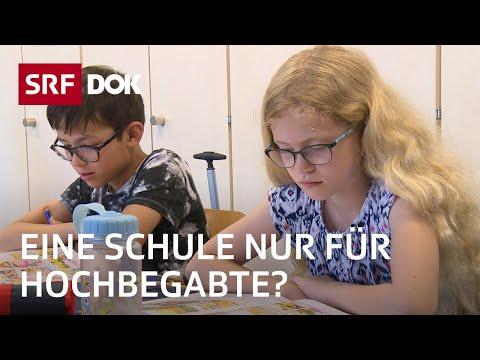 Talenta – Eine Schule für Hochbegabte   Wunderkinder und ihre Lebenswege (2/4)   Reportage   SRF DOK