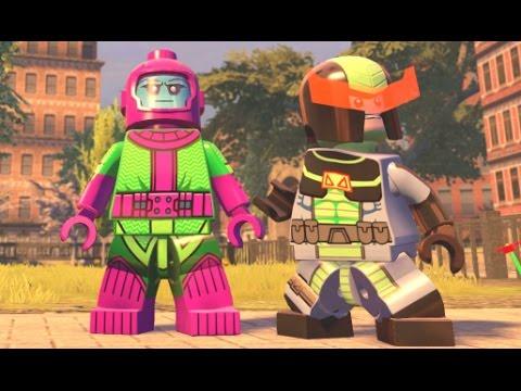 LEGO Marvel's Avengers - All Classic Captain Marvel DLC Characters + ...