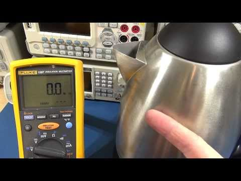 Tutorial: Insulation Resistance Testing / Megger Testing / P