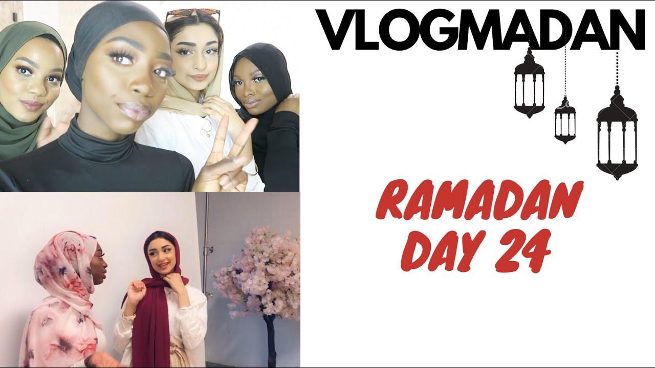 Download Vlogmadan | Photoshoot for Modish Hijab