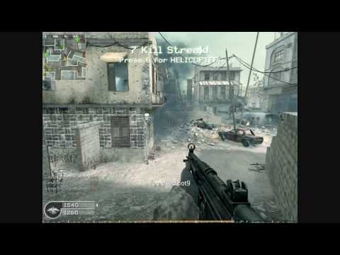 Gamer Reports #1 - Improving your skill in COD4