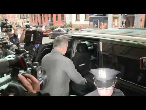 Alec Baldwin charged with assault, harassment