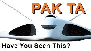 PAK TA Russian Concept Supersonic Transport