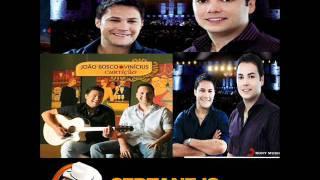 João Bosco e Vinicius-Marcas Nova DVD 2011.
