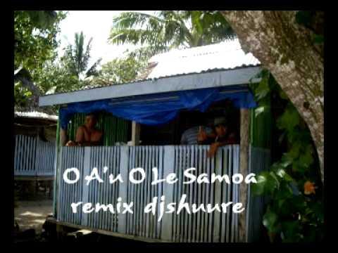 Samoan Song -  O A'u O Le Samoa