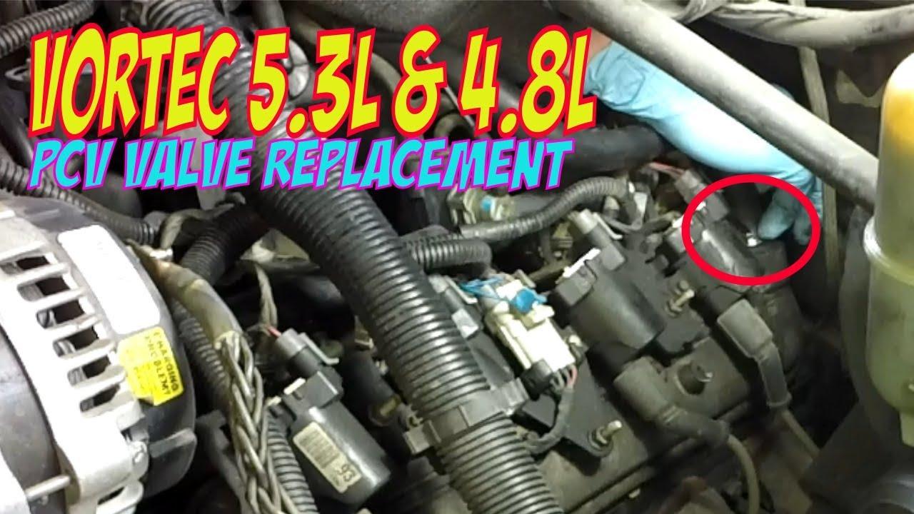 Change PCV Chevy  GMC Truck  SUV  YouTube