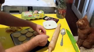 Имбирное печенье очень простой и вкусный рецепт