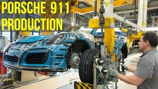 Porsche 911 Production
