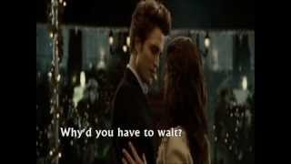 Twilight -You found me By The Fray