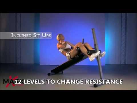 Best Sit Up Bench Review Adjustable Decline Ab Bench Xm
