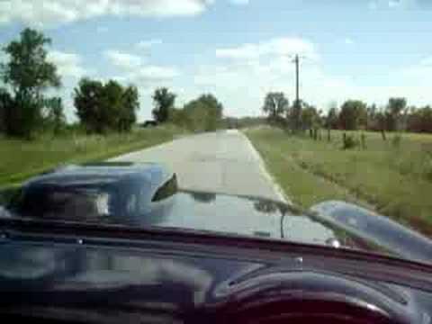 a ride in Falfa's clone 55