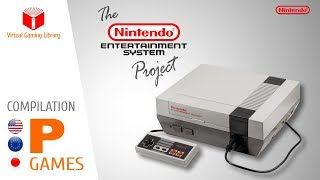 The NES / Nintendo Entertainment System Project - Compilation P - All NES Games (US/EU/JP)