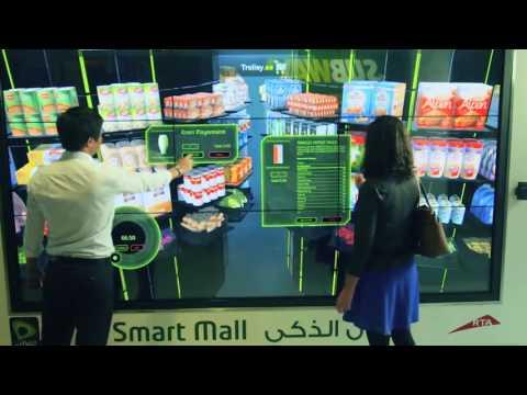 100 Smart Supermarket
