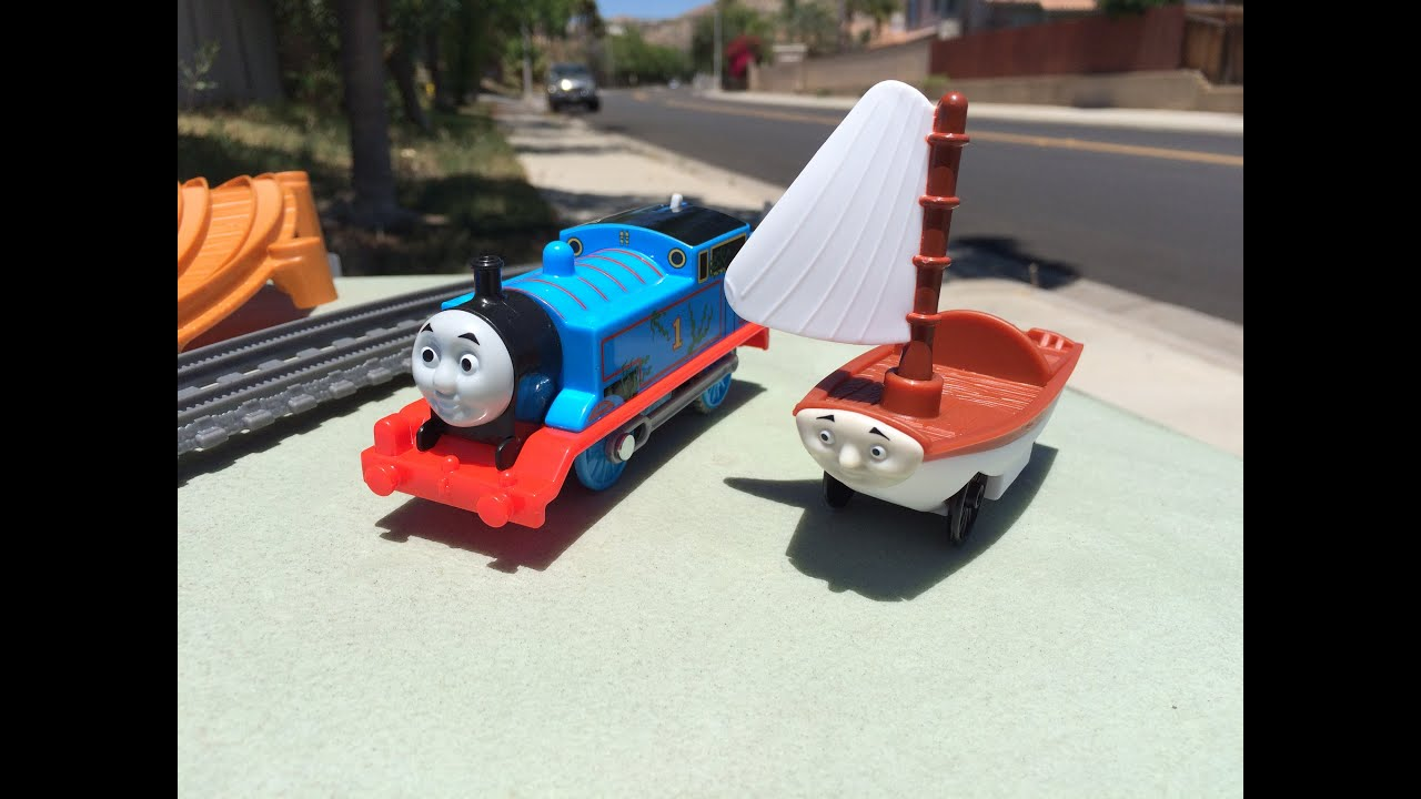 Fisher price thomas amp friends trackmaster treasure chase set new - Thomas And Friends Play Set Trackmaster Treasure Chase Set Legend Of The Lost Treasure Youtube