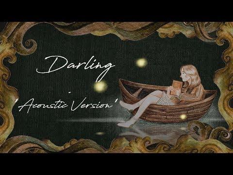 Hanin Dhiya - Darling Acoustic Version (Official Lyric Video)