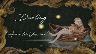 "Hanin Dhiya - Darling ""Acoustic Version"" (Official Lyric Video)"