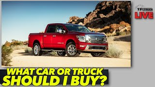 Is The 2020 Nissan Titan A Game-Changer? | What Car or Truck Should I Buy Ep. 81