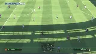 Pro Evolution Soccer 2015-PES15-PS4(Gameplay)TESTANDO A DEMO...#1Parte  1-Tempo do Jogo.
