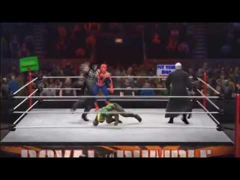 TMN Blue 24 WWE2K14 8/2/14