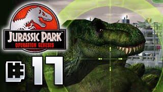 Death & Destruction - Jurassic Park Operation Genesis [ Jurassic Park Month ]