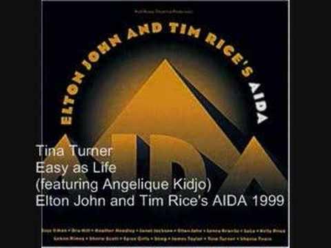 Tina Turner - Easy as Life