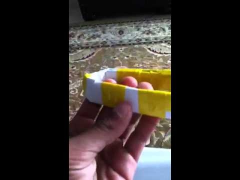 How to make a paper knuckles part 1