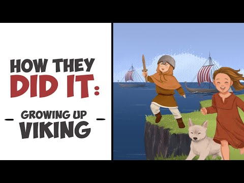 How They Did It - Growing Up Viking DOCUMENTARY