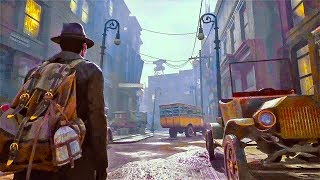 THE SINKING CITY - Official Gameplay Trailer (New Open World Cthulhu Game) 2018