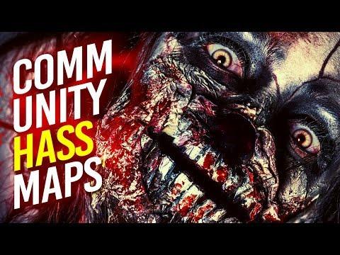 Community-HASS(maps)!! 💀 HWSQ #030 ★ BEN & ED