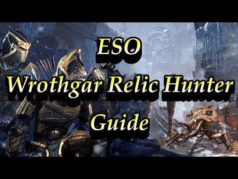 ESO: Wrothgar Master Relic Hunter Guide