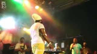 Fantan Mojah @ Reggae Jam 2014, 01.-03.08. Bersenbrück