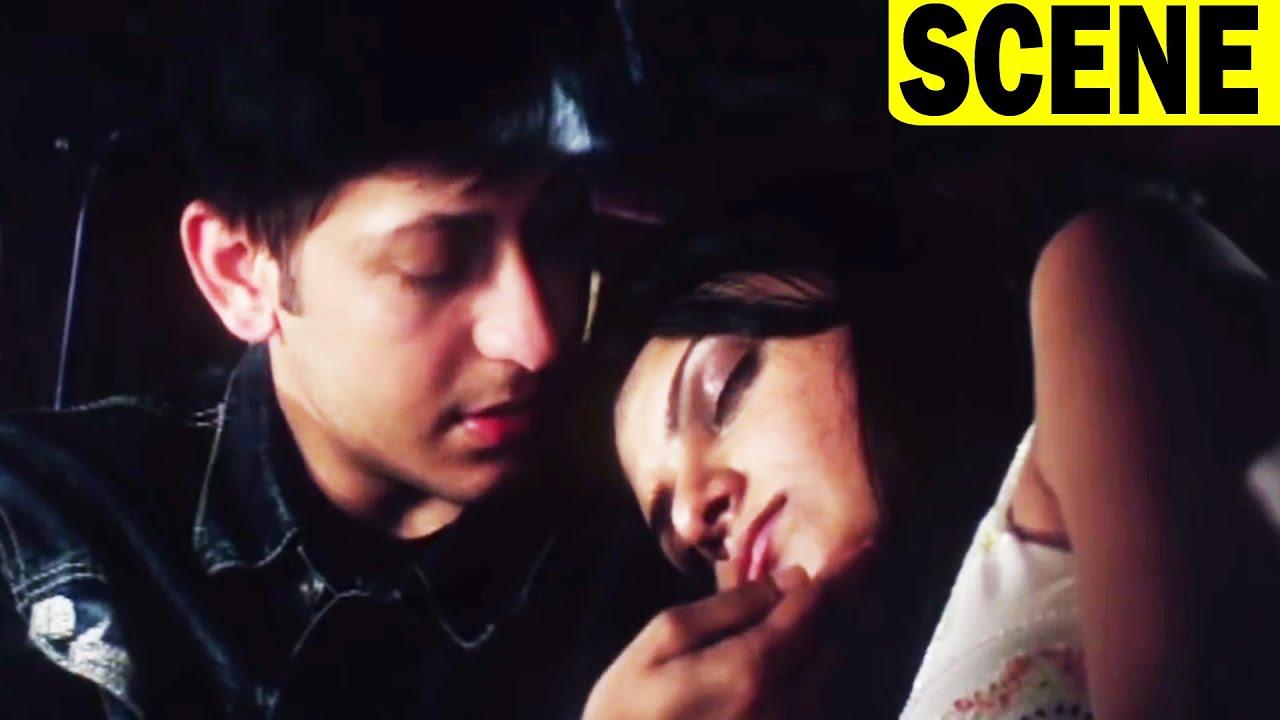 अर्जुन पुंज का स्वप्ना टुटा | Time Pass Scene | Sherlyn Chopra & Arjun Punj Best Hindi Scene