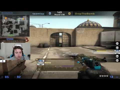 CS:GO - YNK ACE (Insane Clutches, Stream Highlights)