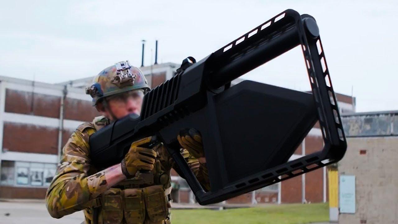 Dünyanın En Gelişmiş 10 Askeri Teknolojisi